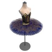 Пачка для балета «Pharaohs Daughter» - «Дочь Фараона»