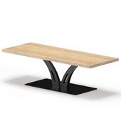 Dining room table - Vienna Oldwood