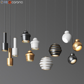 Pendant Light Collection 10 - 4 Type