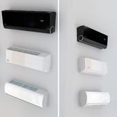 Air conditioners Midea - Mission, Vertu, Aurora