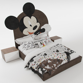 Mickey mouse bed