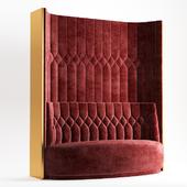 Restaurant sofa-1