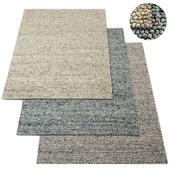 Nico Handwoven Wool Rug RH Collection