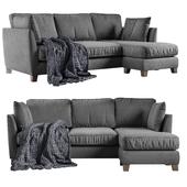 Wolseley corner large sofa