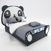 Panda bed kids