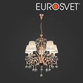 OM Chandelier with crystal Eurosvet 1448/5 Eileen