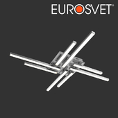 OM LED Ceiling Light Eurosvet 90040/8 Vector