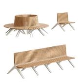 Accoya Garden Furniture Set