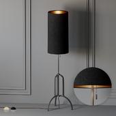 Rejuvenation - O&g Ames Floor Lamps