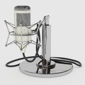 Студийный ламповый микрофон Neuman M147
