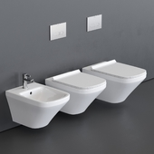 Duravit DuraStyle Wall-hung WC