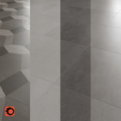 Portland concrete Floor Tile