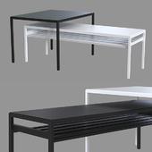 Coffee tables IKEA Nyboda.