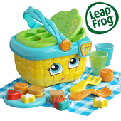 Leap Frog Picnic Basket