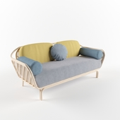 The BÔA sofa by AT-ONCE