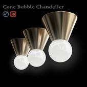 Cone_Bubble_Chandelier