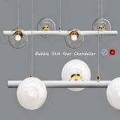 Bubble_Stik_four_Chandelier