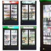 Showcase 003. Refrigerator
