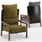 Vera Bergere armchair - Porada