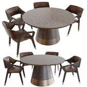 Table and Chair Set01