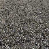 Material of gravel