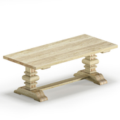 Barnwood dining table - Delft Oldwood