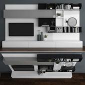 TV stand set 059