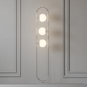 ANTHROPOLOGIE - Sabrina LED Floor Lamp