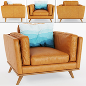 Article - Timber armchair
