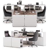 Office workspace LAS LOGIC (v6)