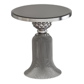 Kay marble tassel table