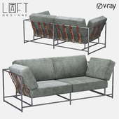 Sofa LoftDesigne 1451 model