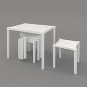Ikea Utter Set