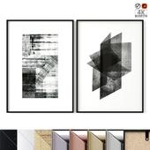 "Poster Set ""Transparency"""