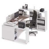 Office workspace LAS LOGIC (v8)