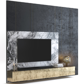 Tv wall set 13