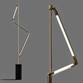 Bec Brittain Helix Floor Lamp
