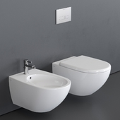 Duravit Architec Wall-hung WC