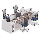 Office workspace LAS LOGIC (v10)