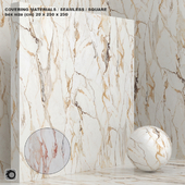 Material (seamless) - marble, plaster set 115