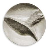 Simonallen sculptor windhover metal art