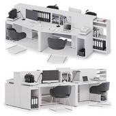 Office workspace LAS LOGIC (v11)