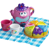 LeapFrog Tea Set