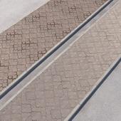 2 sidewalk options with road set_14