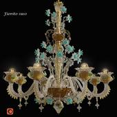 chandelier Lavai Fiorito suso