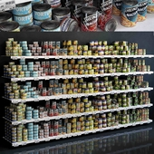 Showcase 004. Canned Food