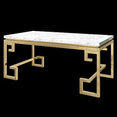 Кофейный стол Golden Meander Coffee Table
