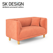 OM Double sofa Tribeca ST 115