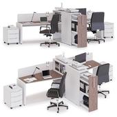 Office workspace LAS LOGIC (v12)