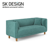 OM Triple sofa Tribeca ST 160